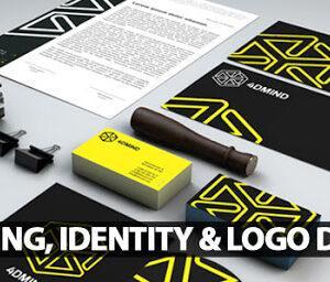 Branding, Identity and Logo Designs