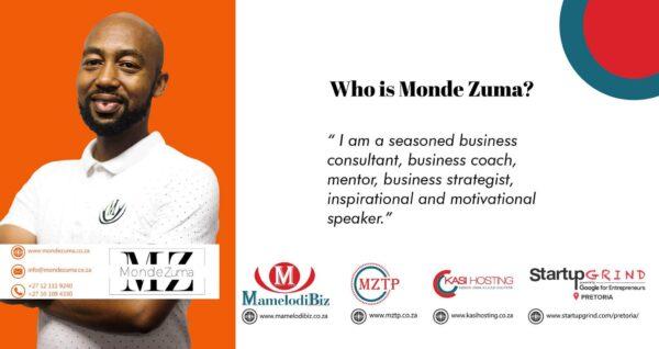 MamelodiBiz Social Media Poster